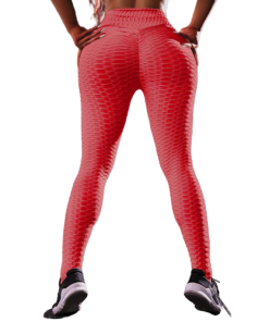 legging musculation femme taille haute