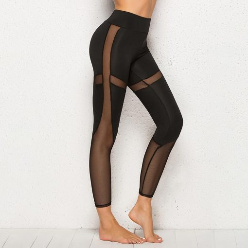 Jogging Legging Femme Black S Black M Black L Black XL