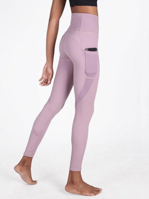Legging Style Pantalon Pink S Pink M Pink L Pink XL