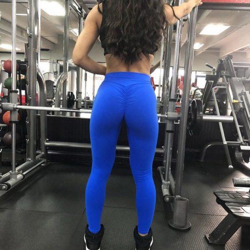 Croquis Legging Fitness Blue S Blue M Blue L Blue XL