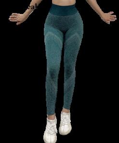collant legging taille haute