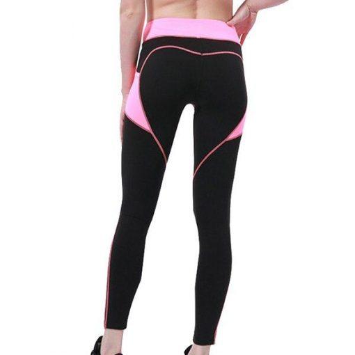 Legging Sport Motif Pink 3061 S Pink 3061 M Pink 3061 L Pink 3061 XL