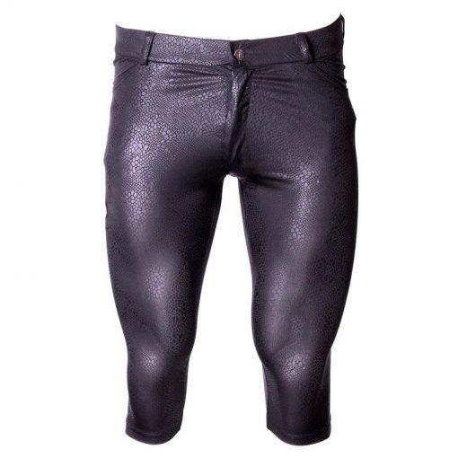 Legging Noir Brillant Grande Taille Black ES Black EM Black EL Black EXL Black EXXL Black EXXXL
