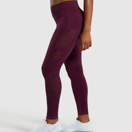 Legging Enfant purple S purple M purple L
