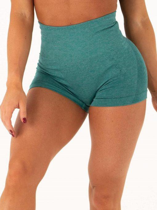 Legging Court Femme Sport green S green M green L
