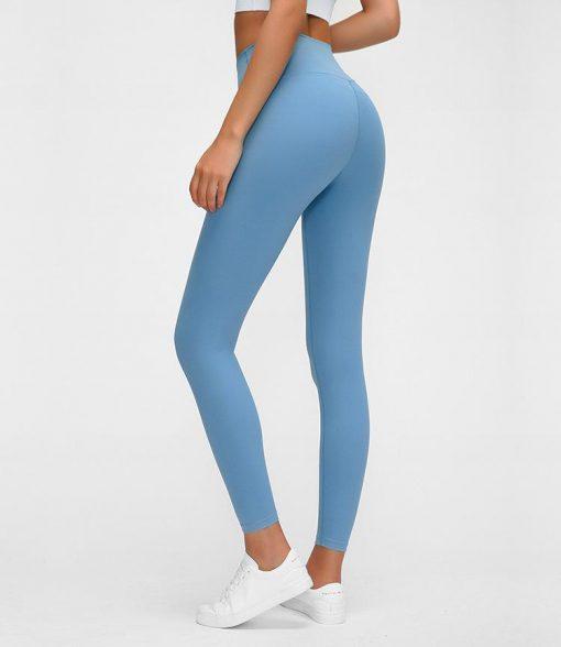 Legging Classique Femme lake blue XS lake blue S lake blue M lake blue L