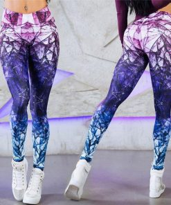 Legging Course Femme Grande Taille