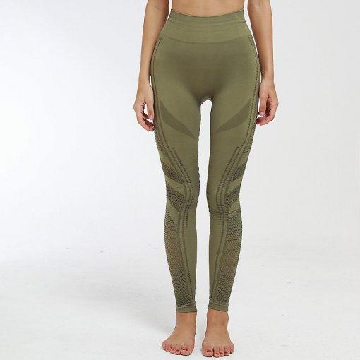 Legging Enfant green S green M green L
