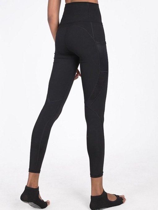 Legging Style Pantalon Black S Black M Black L Black XL