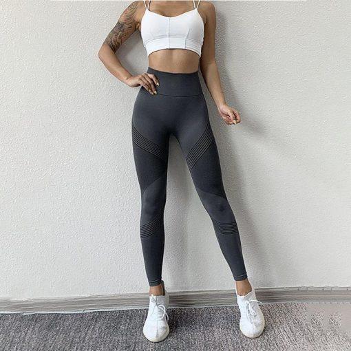 Legging Sport Rayure