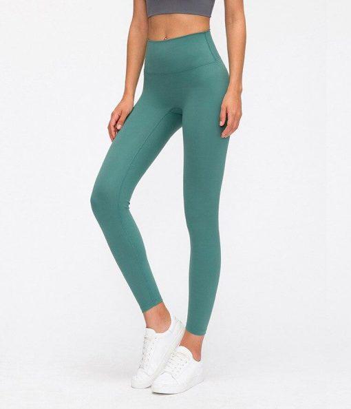 Legging Classique Femme Green XS Green S Green M Green L