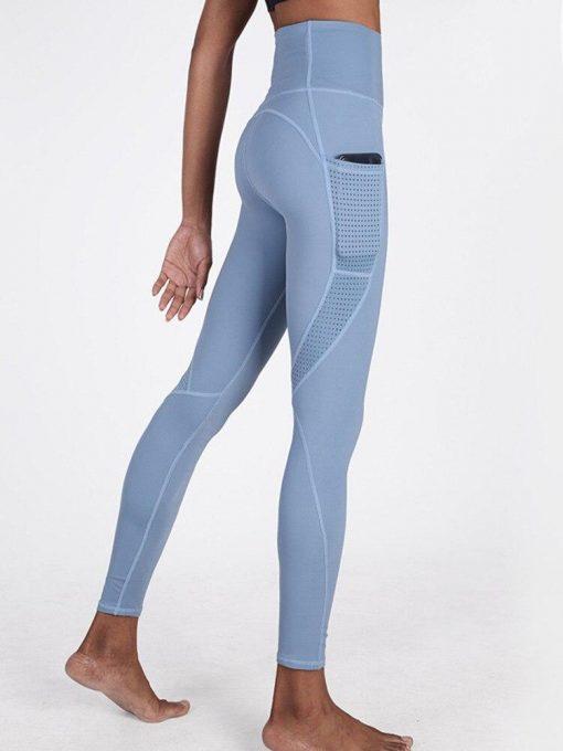 Legging Style Pantalon Blue S Blue M Blue L Blue XL