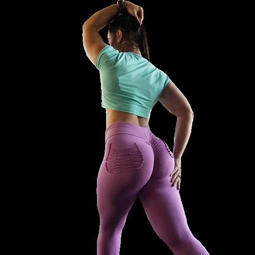 legging anti cellulite fitness grande taille