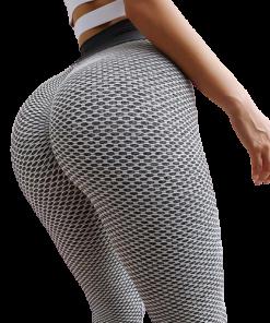 legging yoga tricot femme