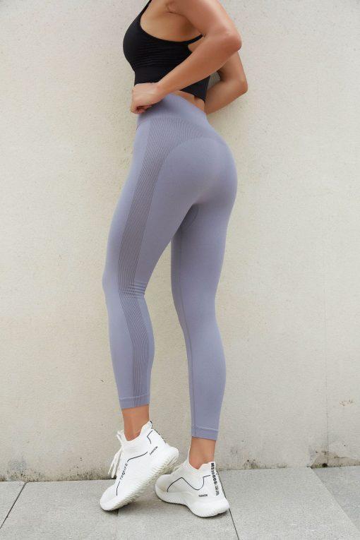Legging Sport Fantaisie Gray-blue S Gray-blue M Gray-blue L