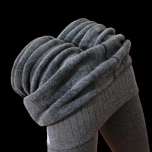 legging laine cachemire
