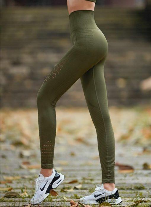 Legging De Sport Green S Green M Green L