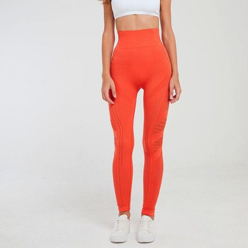 Legging Enfant orange S orange M orange L