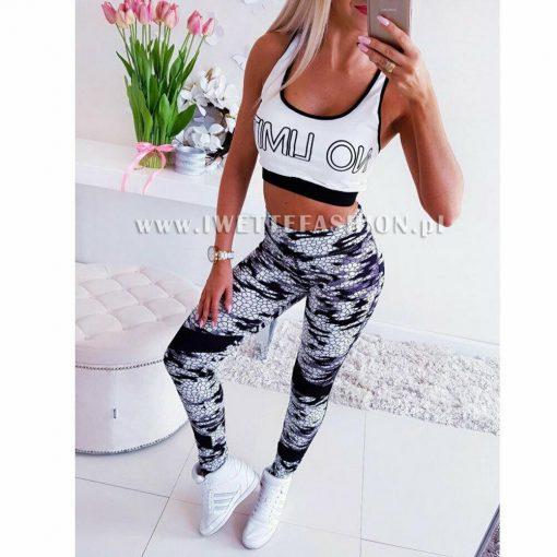 Legging Sudation Cellulite Black S Black M Black L Black XL