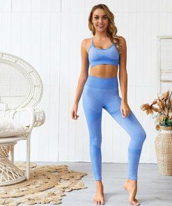 Ensemble Legging Sport Femme