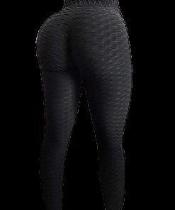 legging fitness taille haute