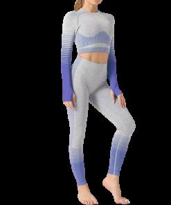 legging fermeture femme