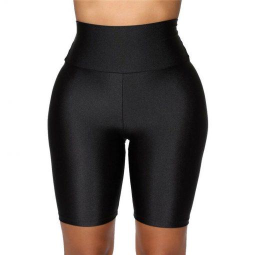 Legging Short Femme Black S Black M Black L Black XL
