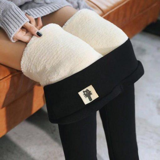 Legging Laine Femme Hiver
