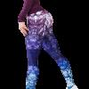 legging sport violet