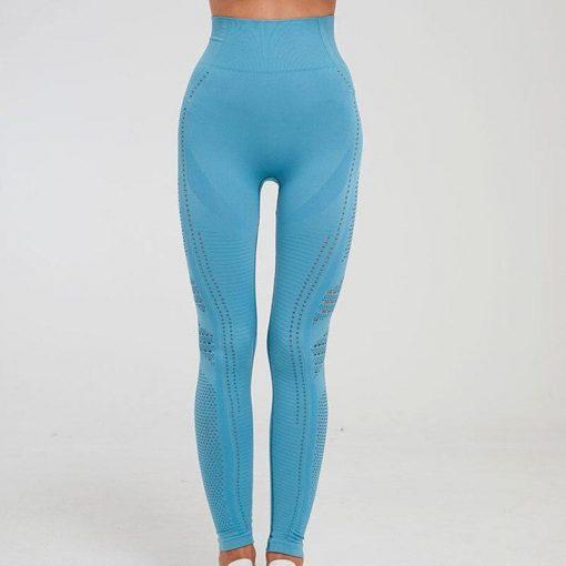 Legging Enfant blue S blue M blue L