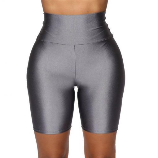 Legging Short Femme Gray S Gray M Gray L Gray XL