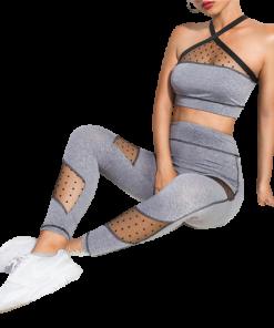 legging sexy ensemble sportif femme