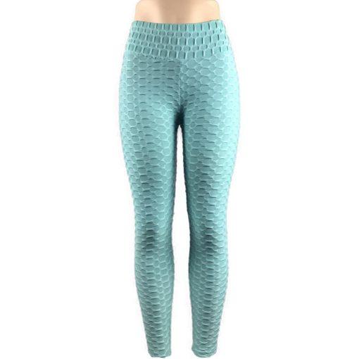Legging Pantalon Compression Blue S Blue M Blue L Blue XL