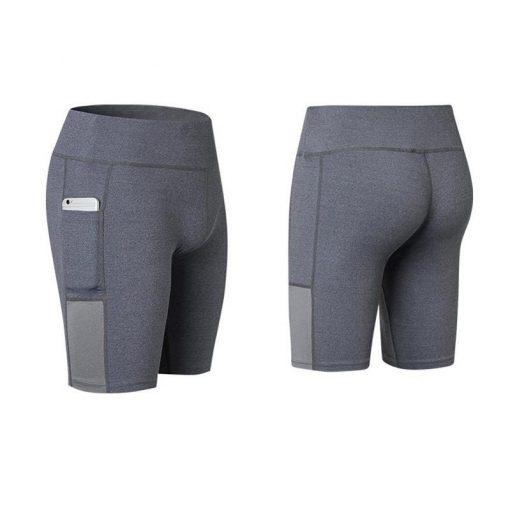 Legging Court Collant Gray XS Gray S Gray M Gray L Gray XL