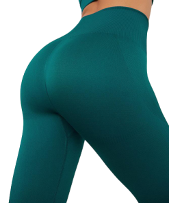 legging yoga fente