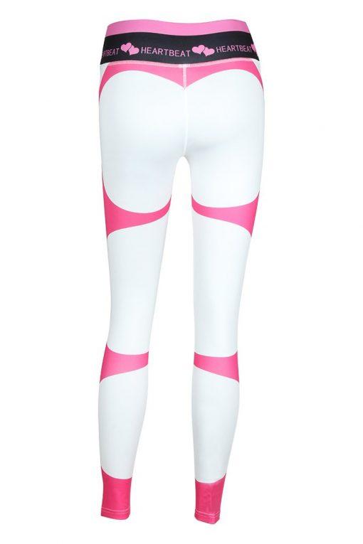 Legging Fille Coeur White S White M White L White XL