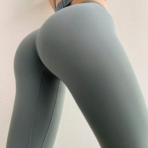 Legging Taille Haute Fille Sen Green S Sen Green M Sen Green L Sen Green XL