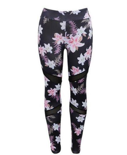 Legging Sport Floral only pants S only pants M only pants L only pants XL