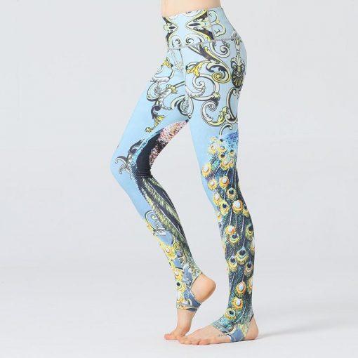 Legging Femme Sport Taille Haute
