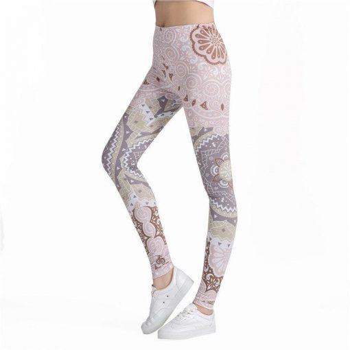 Legging Jean Femme DDK144 Taille Unique (extensible)