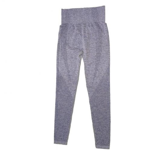 Legging Yoga Coloré Sport 9149 Blue Grey S 9149 Blue Grey M 9149 Blue Grey L