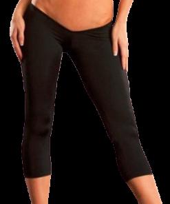 legging femme taille basse