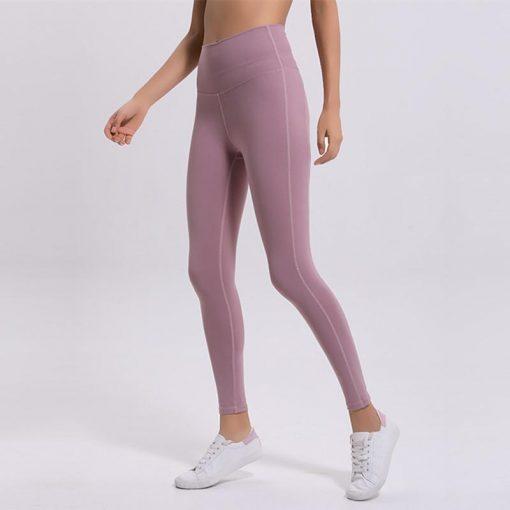 Legging Sport Couleur Pink S Pink M Pink L