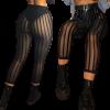 legging sexy femme transparente