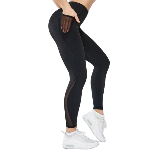 legging yoga fitness feminina