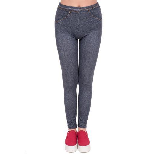 Legging Femme Simple lga45193 Taille Unique (extensible)