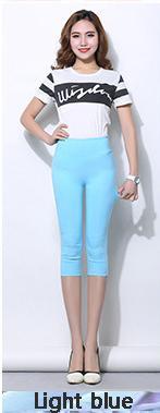 Legging Thermique Coton Genou Light blue S Light blue M Light blue L Light blue XL Light blue XXL Light blue XXXL