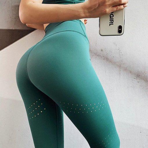 Legging Yoga De Sport Respirant