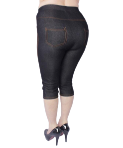 legging sexy femme denim