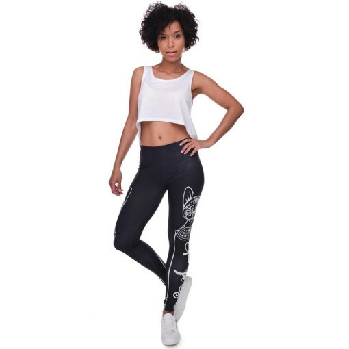 Legging Aztèque Fitness Tayt Mujer 7 Taille Unique (extensible)